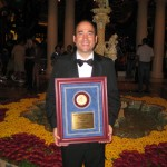 Honored by the SPJ at their national awards ceremony, Las Vegas