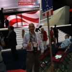 Covering the nomination of Donald Trump at the 2016 RNC