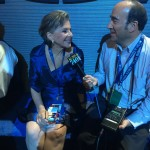 A farewell interview with outgoing CA Senator Barbara Boxer at the 2016 DNC
